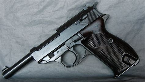 ClaymoreAntiques CANADA - WALTHER HP PISTOL