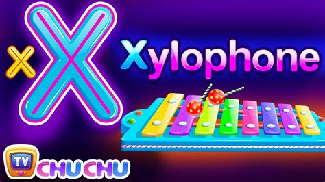 Phonics Song (Xylophone Version) - A For Apple - ABC