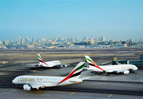 Emirates To Move Dubai Base to Al Maktoum Airport By 2025