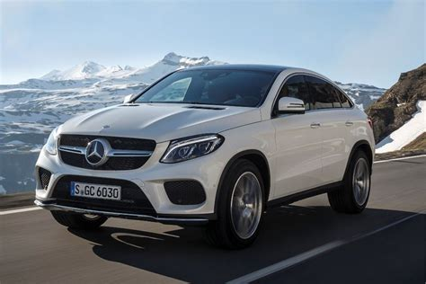 Mercedes-Benz GLE Coupe 350d 4Matic 2015 Road Test | Road
