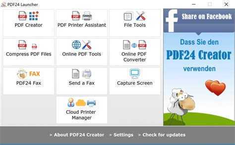 PDF24 Creator - Free download and software reviews - CNET